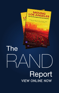 The RAND Report (view online now)